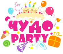 ChudoParty Logo